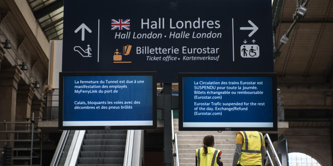 French - all EU nationals - must now submit their passport to travel to the United Kingdom