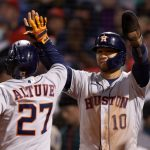 MLB: Astros exploded in the ninth inning to defeat Red Sox 9-2, series tied 2-2