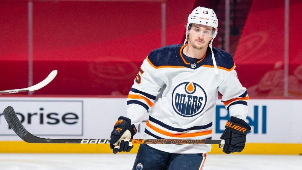 NHL: The conspiring player develops a heart problem