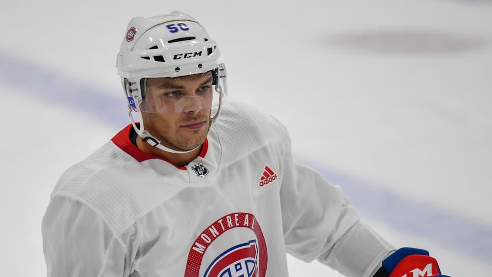 Noah Goulsen traded with Canucks