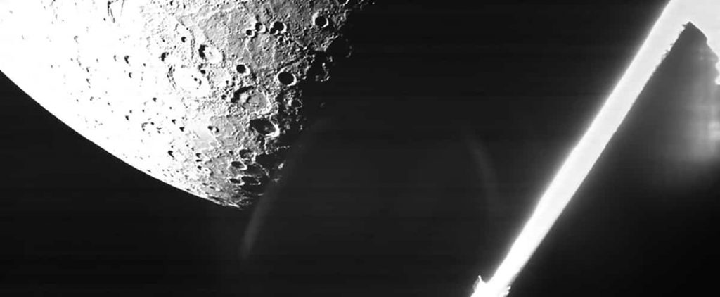 The Mercury Exploration Mission Takes Its First Images