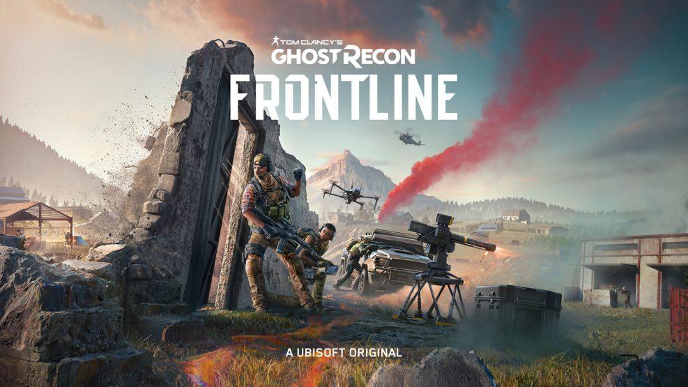 Ubisoft announces Ghost Recon Frontline