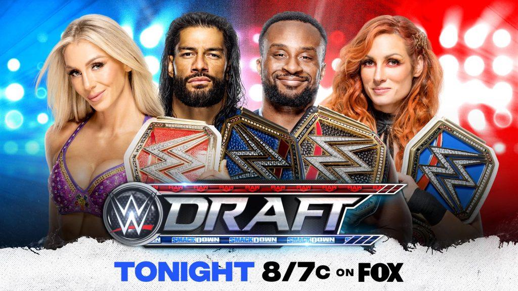 WWE Draft 2021 . Exchanges
